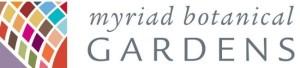 Myriad Garden Logo